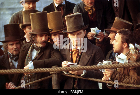 GANGS OF NEW YORK  2002 Entertainment film with Leonardo DiCaprio - Stock Photo
