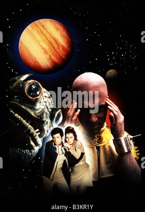 SPACE 1999  UK TV series - Stock Photo