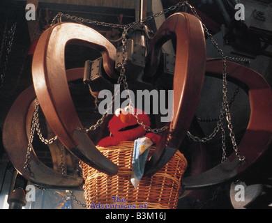 THE ADVENTURES OF ELMO IN GROUCHLAND 1999 Jim Henson film - Stock Photo
