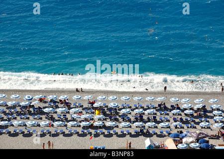 Italy, Calabria, Scilla, Skylla, Province of Reggio Calabria, Viola Coast, Strait of Messina, Straits of Messina, - Stock Photo