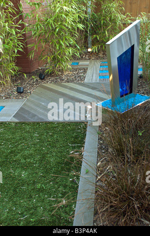 Marvelous Modern Landscaped Garden With Water Feature And Astroturf Lawn  With Handsome  Modern Landscaped Garden With Water Feature And Astroturf Lawn And  Decking  Stock Photo With Cute Arts And Crafts Garden Also Plastic Garden Chairs In Addition Garden Tiger Pub Harlow And Harpenden Gardeners As Well As Moody Gardens Galveston Additionally Vertical Gardening From Alamycom With   Handsome Modern Landscaped Garden With Water Feature And Astroturf Lawn  With Cute  Modern Landscaped Garden With Water Feature And Astroturf Lawn And  Decking  Stock Photo And Marvelous Arts And Crafts Garden Also Plastic Garden Chairs In Addition Garden Tiger Pub Harlow From Alamycom