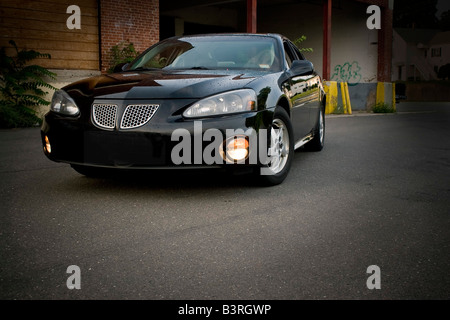 Driving a car in urban setting stock photo royalty free for Selective motor cars miami