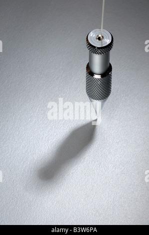 Plumb line - Stock Photo