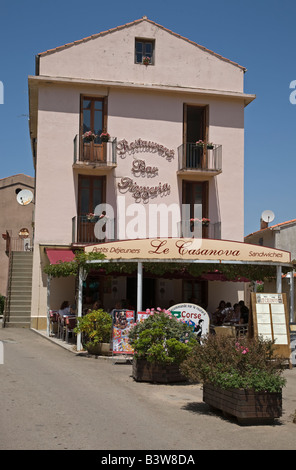 France corse du sud 2a marina of piana in the cove of ficajola stock photo royalty free - Restaurant corse du sud ...