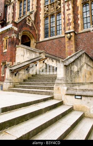 Lincoln's Inn Library, Holborn, City of London, UK - Stock Photo