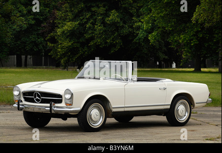 old convertible mercedes benz classic sports car stock photo royalty free image 29881355 alamy. Black Bedroom Furniture Sets. Home Design Ideas