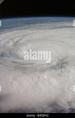 Hurricane Ike, Texas and Louisiana, USA - Stock Photo