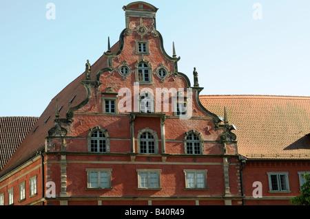 Schabbellhaus in Wismar Mecklenburg Vorpommern Deutschland Schabbellhaus in Wismar Mecklenburg Western Pomerania - Stock Photo