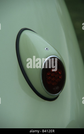 Volkswagen Beetle 1200. car auto classic tail light - Stock Photo