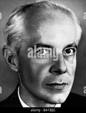 Bartok, Bela 25.3.1881 - 26.9.1945, Hungarian composer, portrait, 30s, Additional-Rights-Clearances-NA - Stock Photo