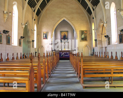 St Aloysius Church, Clare Valley - Stock Photo
