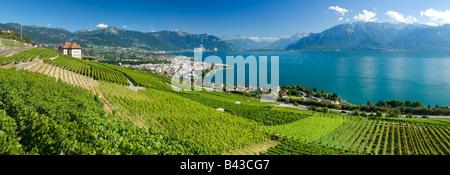 Vevey, Switzerland - Stock Photo