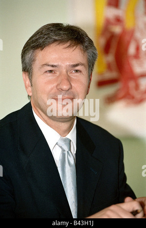 Wowereit, Klaus, * 1.10.1953, German politician (SPD), portrait, 10.7.2001, - Stock Photo