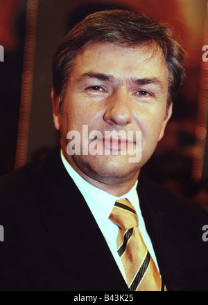 Wowereit, Klaus, * 1.10.1953, German politician (SPD), portrait, 2002, - Stock Photo
