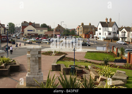 Sutton On Sea, Lincolnshire, England, U.K. - Stock Photo