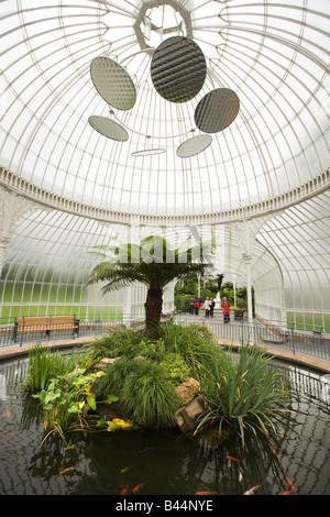 Ravishing The Victorian Kibble Palace Glasshouse In The Botanic Gardens In  With Lovely  Uk Scotland Glasgow Botanic Garden The Kibble Palace Glasshouse Pond In  Entrance  Stock Photo With Attractive Garden Shed With Log Store Also Metal Art Garden In Addition Mb Garden Buildings And Garden Fencing With Concrete Posts As Well As Huntley Garden Centre Additionally Gardening Lessons From Alamycom With   Lovely The Victorian Kibble Palace Glasshouse In The Botanic Gardens In  With Attractive  Uk Scotland Glasgow Botanic Garden The Kibble Palace Glasshouse Pond In  Entrance  Stock Photo And Ravishing Garden Shed With Log Store Also Metal Art Garden In Addition Mb Garden Buildings From Alamycom