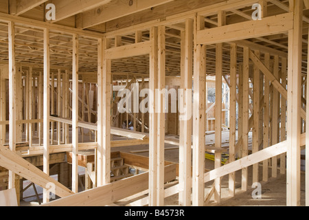 Room under construction. - Stock Photo