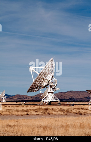 Very Large Array (VLA) - Stock Photo