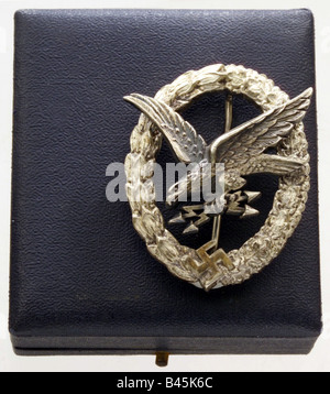 Decorations germany third reich wehrmacht air force for Decor 6 form air force