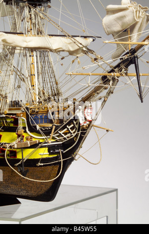 transport/transportation, navigtion, warships, Great Britain, ship of the line HMS 'Victory', commissioned 1778, - Stock Photo