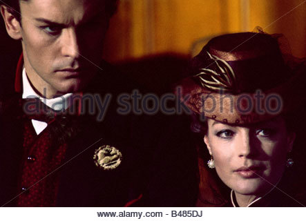 movie, 'Ludwig', (Le Crepuscule des dieux), DEU / ITA / FRA, 1972, director: Luchino Visconti, scene with: Helmut - Stock Photo