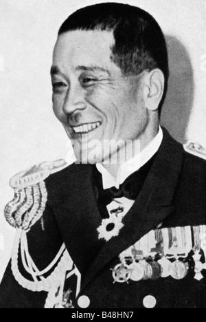 Yoshida, Shigeru, 22.9.1878 - 20.10.1967, Japanese politicians, portrait, Prime Minister of Japan, 1941,