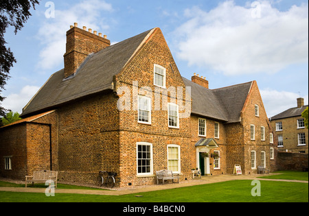 Alford Manor House in Alford, Lincolnshire, England, UK - Stock Photo