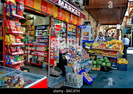 Grand Bazaar Kapali Carsi Kapalıcarsı Istanbul Turkey - Stock Photo
