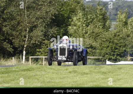 Austin 7 two seat racing car - Stock Photo