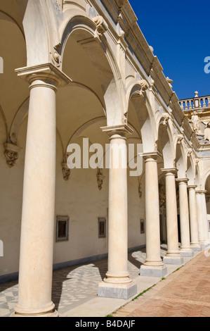 Museo e la Certosa di San Martino - Stock Photo