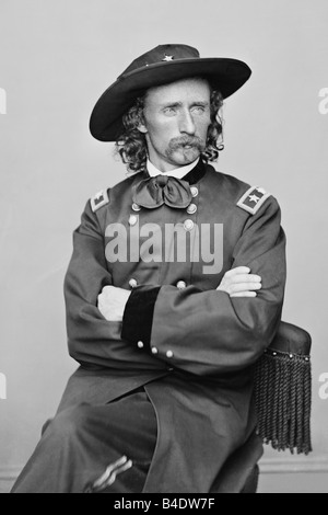 George Armstrong Custer, 1839-1876