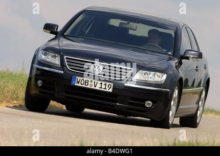 Car Vw Volkswagen Phaeton V10 Tdi Limousine Luxury Approxs