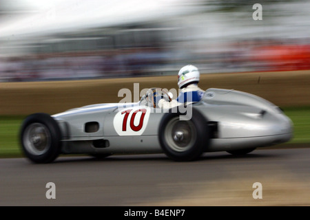Car, Goodwood Festival of Speed 2003, event, Festival, vintage car, racing car, photographer: Uli Jooss - Stock Photo