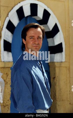 Neil Pearson Actor stars in BBC TV series X Files - Stock Photo