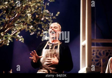 Robert Lloyd in Die Entfuhrung aus dem Serail at R O H Covent Garden September 1988 Dbase MSI - Stock Photo