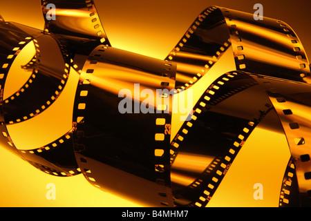Camera Film - Stock Photo