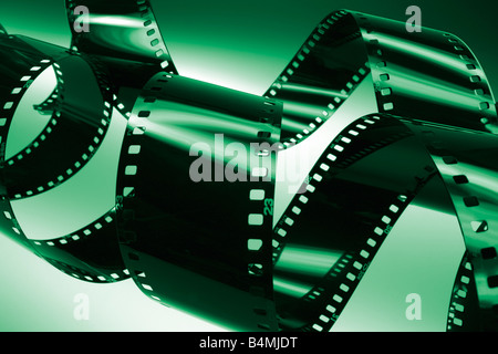 Camera Film - Stock Photo