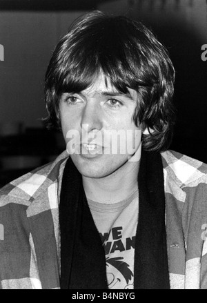Peter Gabriel the rock star and former lead singer of Genesis during his European solo tour - Stock Photo