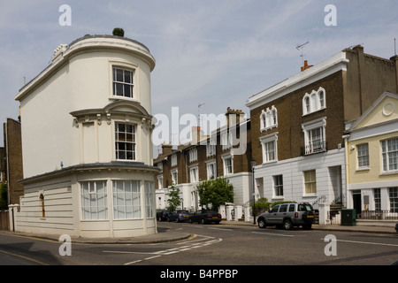 ... Houses In Portland Road Notting Hill Bayswater London Borough Of  Kensington And Chelsea GB UK