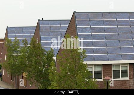 Low Energy Houses And Passive Houses Vauban District