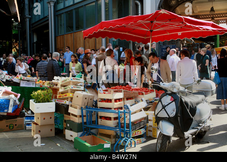 New Food Markets Near London Bridge