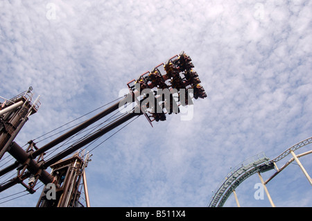 The Slammer at Thorpe Pk, Staines Road, Chertsey, Surrey, Uk - Stock Photo