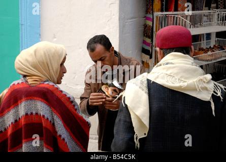 Sousse Tunisia - Stock Photo