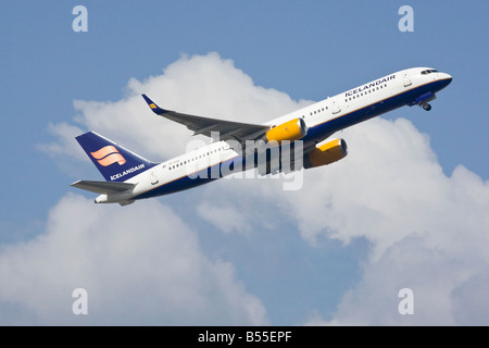 Boeing 757 - Stock Photo