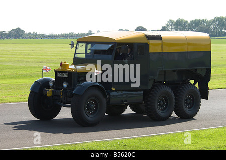 1940s Scammell Pioneer 6x4 - Stock Photo