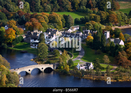 Kenmore, Scotland - Stock Photo