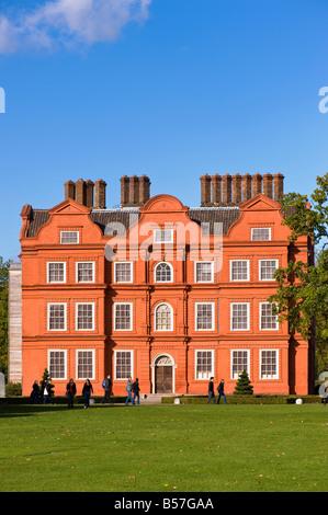 Kew Palace Kew Gardens Kew Surrey TW9 London United Kingdom - Stock Photo