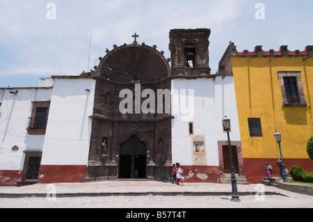 San Miguel de Allende (San Miguel), Guanajuato State, Mexico, North America - Stock Photo