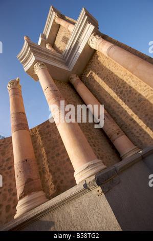 Teatro Romano de Cartagena Spain - Stock Photo