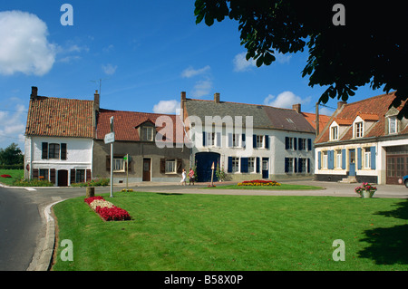 Le Wast, Picardy, France, Europe - Stock Photo